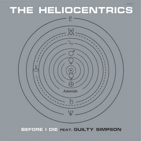 Heliocentrics – Before I Die