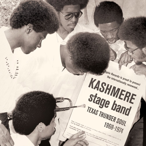 Kashmere Stage Band – Texas Thundersoul