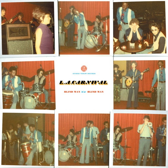 LA Carnival – Blind Man 12″