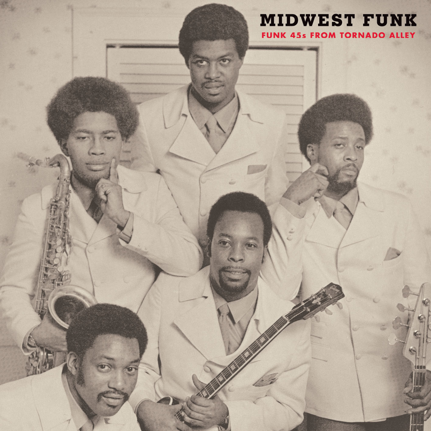 Various – Midwest Funk