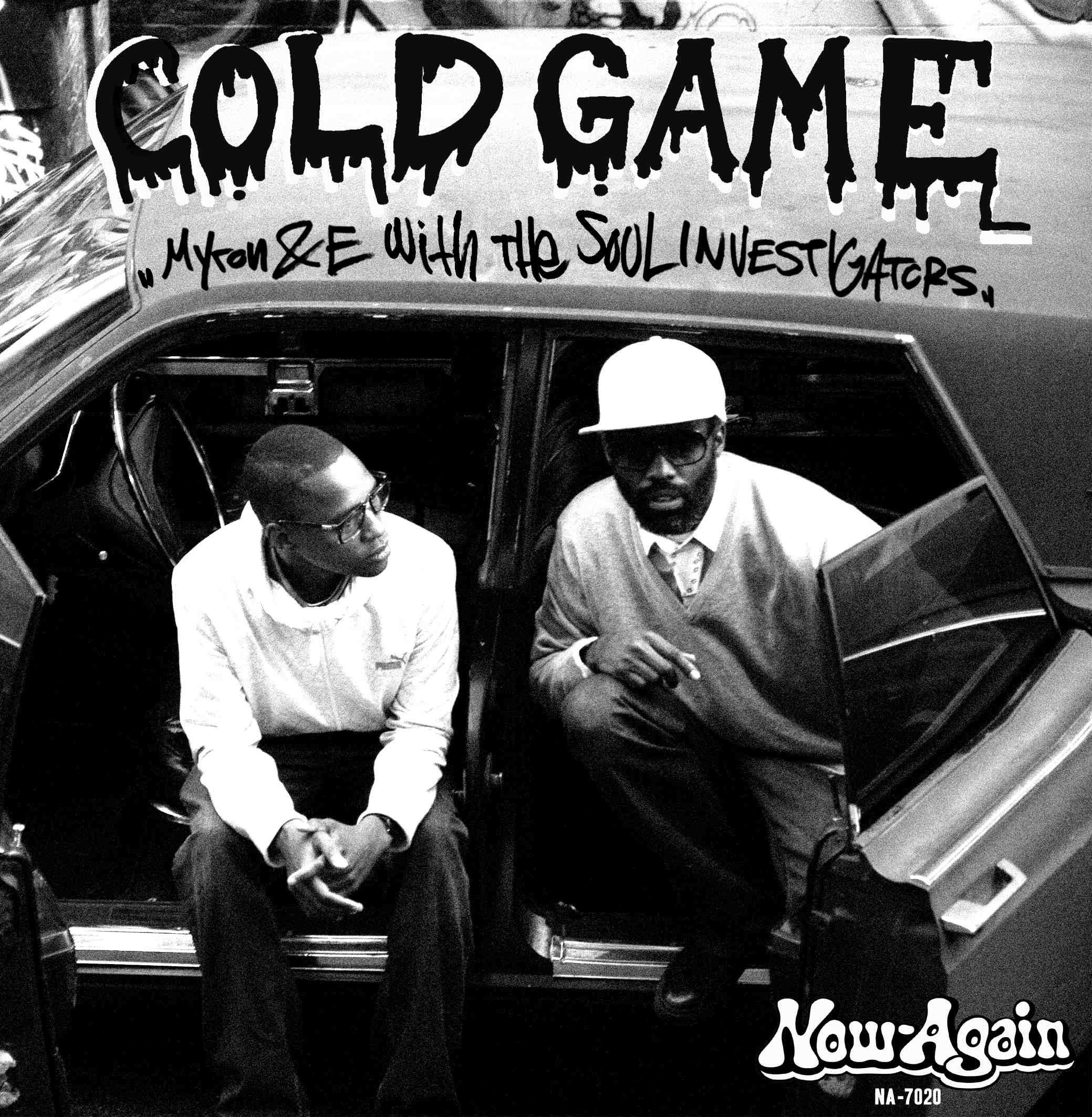 Myron & E – Cold Game
