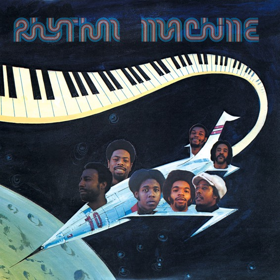 Rhythm Machine – Rhythm Machine (Deluxe Edition)