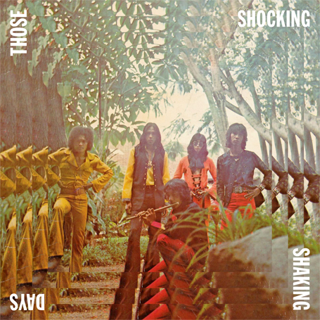 Various – Those Shocking Shaking Days
