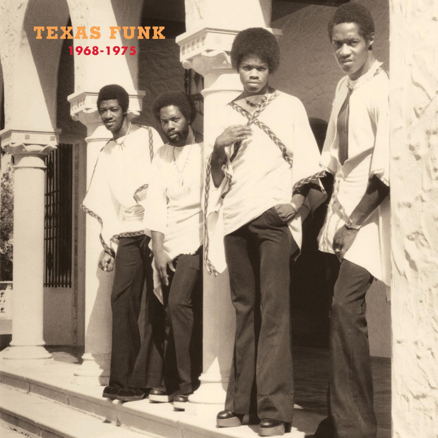 Various – Texas Funk