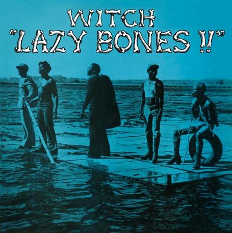 WITCH: Lazy Bones!!!